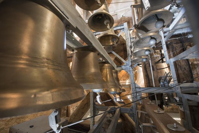Journées du patrimoine 2020 - Visite guidée du carillon de la cathédrale de Rouen