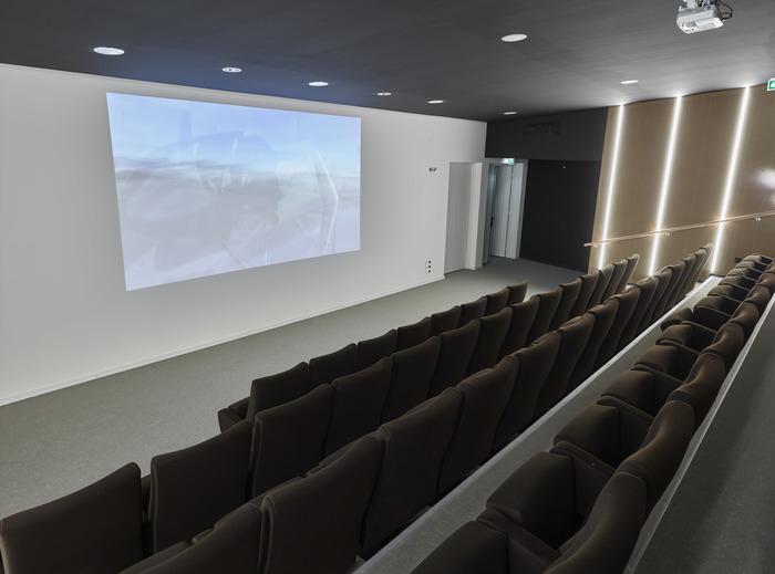 Nuit des musées 2019 -Projections ciné
