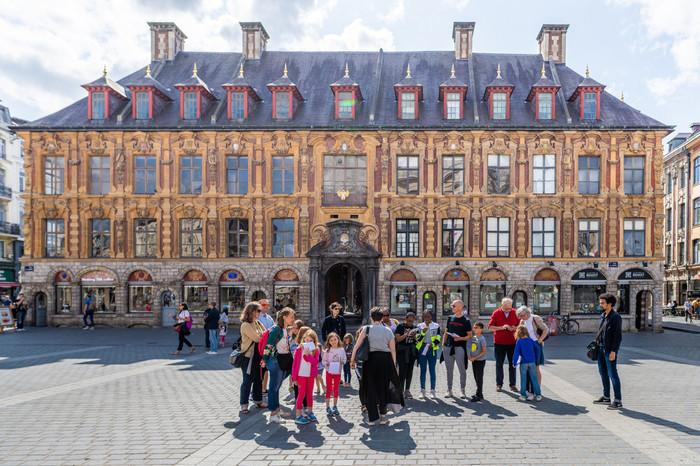 """Visite guidée """"le Vieux-Lille"""""""
