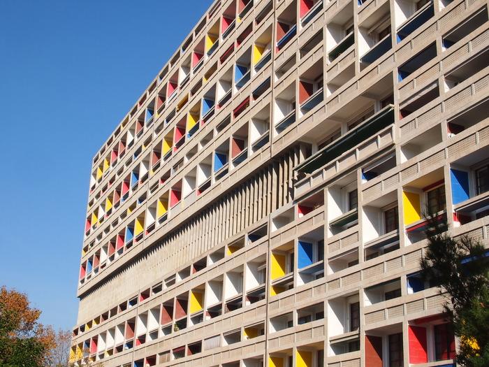 Journées du patrimoine 2020 - Annulé   Visite commentée de la Cité Radieuse - Le Corbusier (sous réserve)