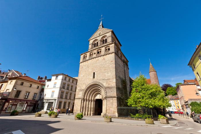 Journées du patrimoine 2019 - Visites guidées de la Basilique Saint-Maurice d'Epinal