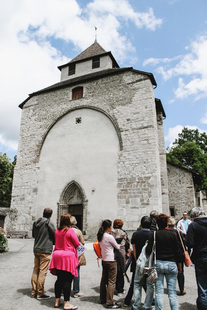 Journées du patrimoine 2020 - Visite guidée du Prieuré Sainte Foy