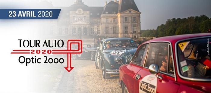 29ème édition du Tour Auto Optic 2000 jeudi 3 septembre 2020,