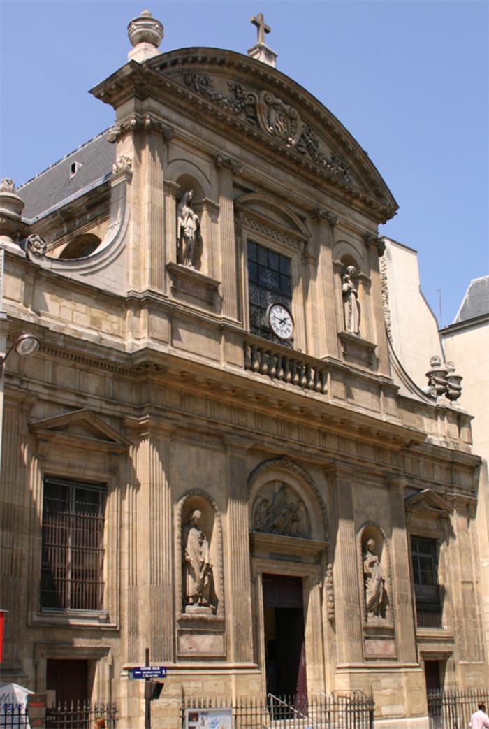 Journées du patrimoine 2019 - Visite libre de l'église Sainte-Elisabeth-de-Hongrie