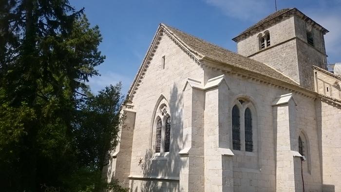 Journées du patrimoine 2019 - Eglise St Symphorien à Aubigny - Commune de Le Montsaugeonnais