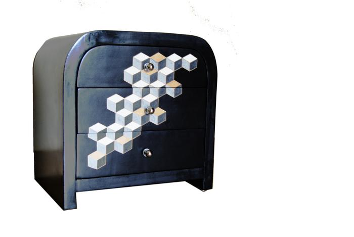 Journées du patrimoine 2020 - METIERS D'ART / Atelier NS DESIGN, Nathalie Seuzaret - Peintre sur mobilier et designer d'intérieur à Valence