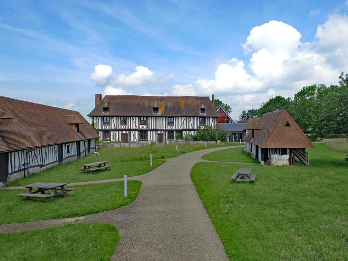 Journées du patrimoine 2019 - Visite guidée de l'ancienne ferme de la Côte à Notre-Dame-de-Bliquetuit