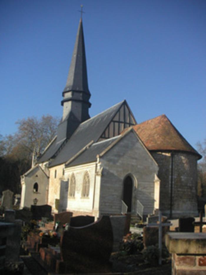 Journées du patrimoine 2020 - Visite libre de l'église Saint-Sauveur de Sahurs