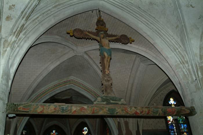 Journées du patrimoine 2019 - Visite guidée de l'Eglise Saint-Aignan