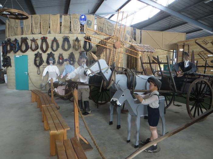 Journées du patrimoine 2019 - Exposition: L'évolution des transports et déplacements en milieu rural