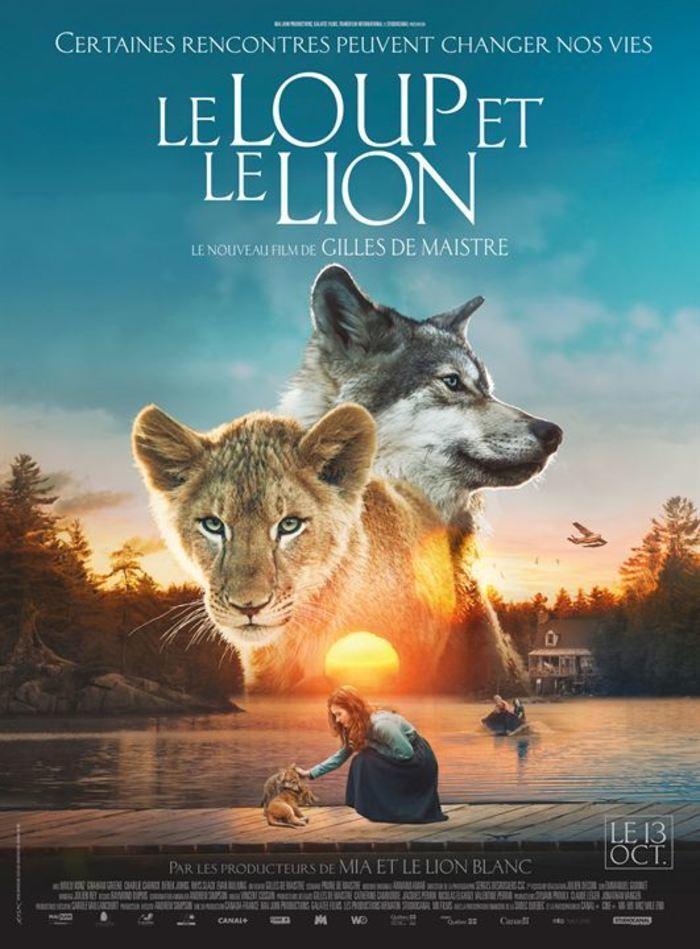 FILM FAMILIAL D'AVENTURE DE GILLES DE MAISTRE AVEC MOLLY KUNZ… FRANCE - 2021 - 1H39