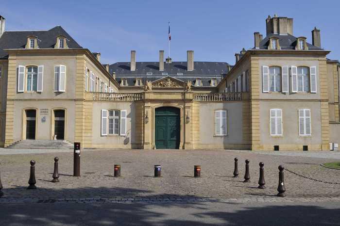 Journées du patrimoine 2019 - Visite libre des salons d'honneur de la Préfecture de la Moselle et des jardins (avec un parcours/quizz)