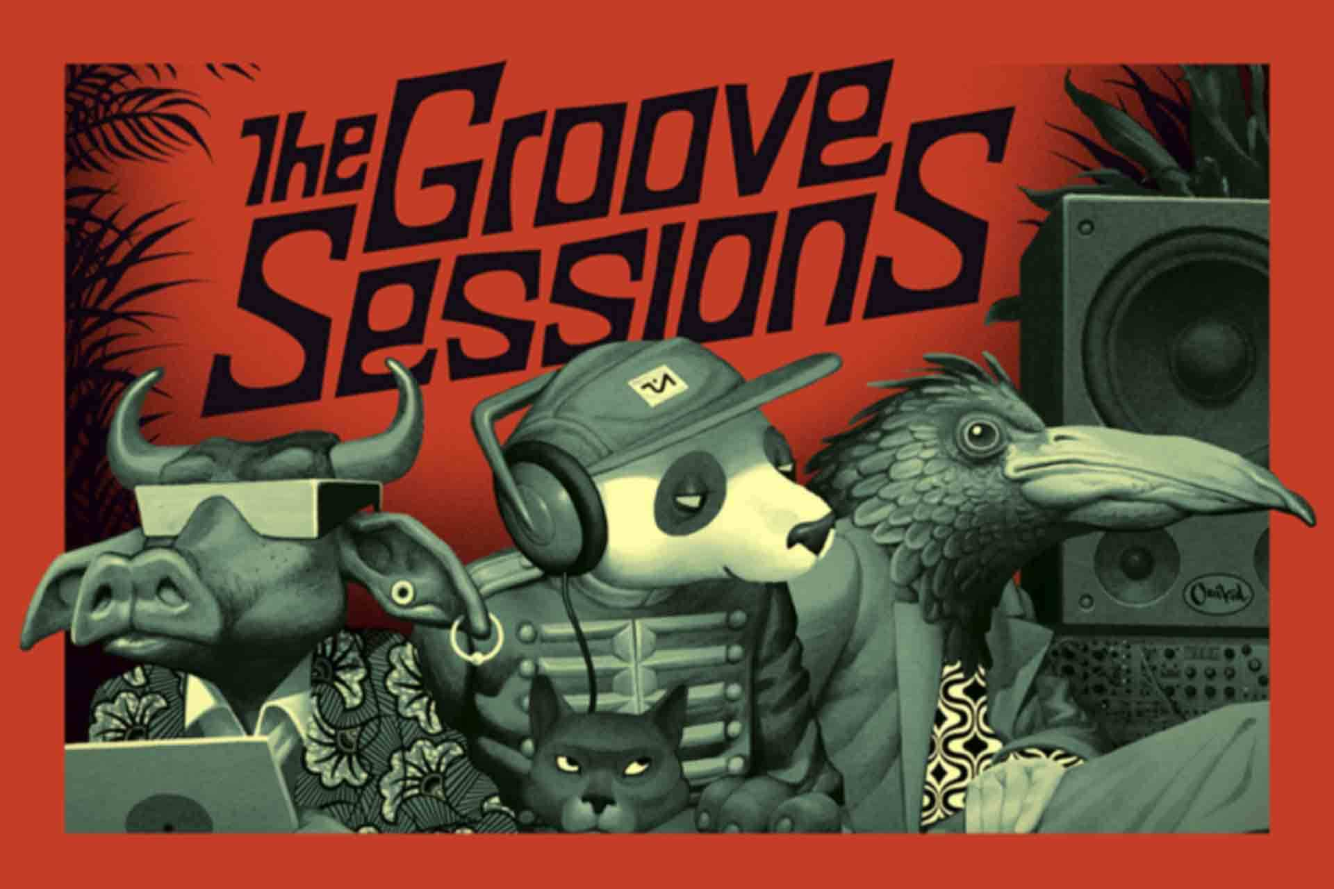 The Groove Sessions Live (Reporté)
