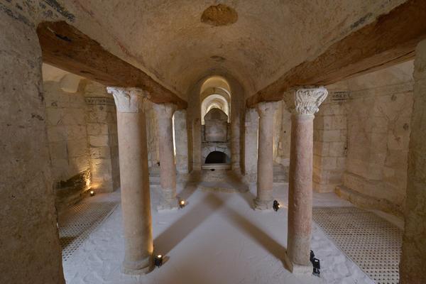 Nuit des musées 2019 -Abbaye Saint-Germain : visite guidée