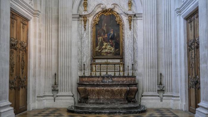 Journées du patrimoine 2020 - Visite de la chapelle des Élus
