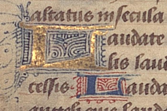Journées du patrimoine 2019 - Atelier calligraphie médiévale