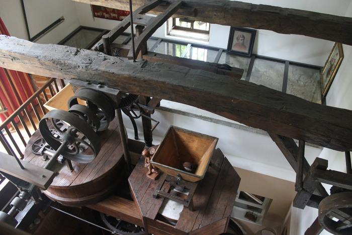 Journées du patrimoine 2020 - Visite commentée du moulin neuf