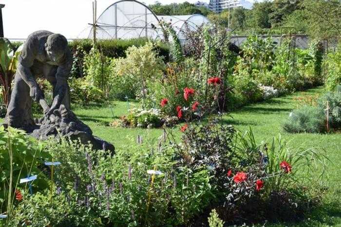 Journées du patrimoine 2020 - Parcours expérimental dans les jardins de l'École Du Breuil