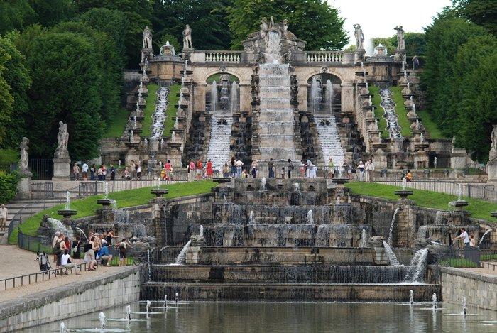 Journées du patrimoine 2019 - Jeux d'eau