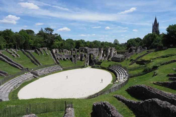 Journées du patrimoine 2019 - L'amphithéâtre de Mediolanum