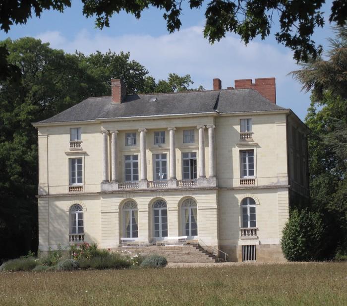 Journées du patrimoine 2019 - VISITE DES EXTERIEURS DU CHATEAU DE GRANDVILLE