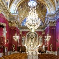 Menton - Visite guidée : la chapelle des Pénitents Blancs