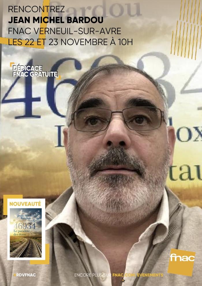 Rencontre avec Jean-Michel BARDOU et sa première série