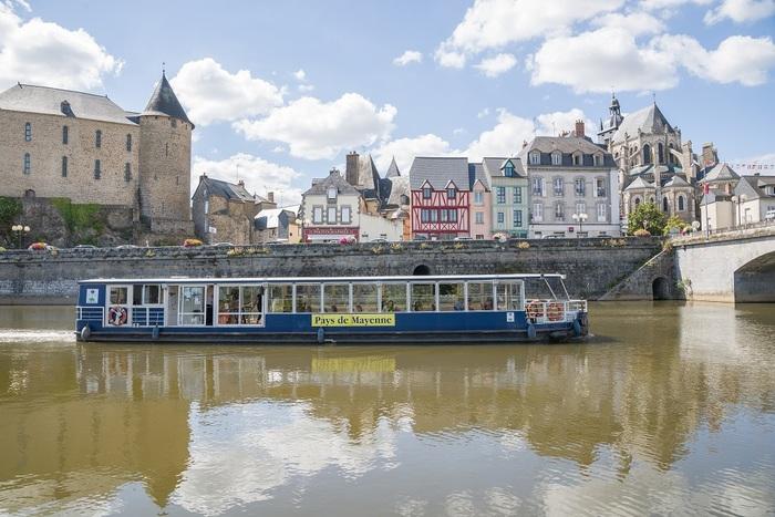 Journées du patrimoine 2019 - Croisière-promenade