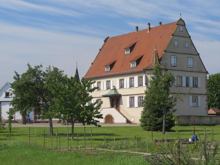 Journées du patrimoine 2019 - Visite de l'Ecole du Château