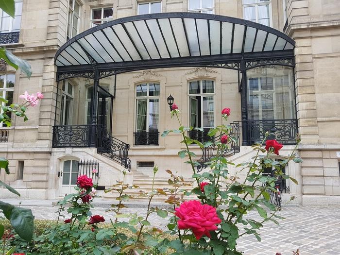 Journées du patrimoine 2019 - Visite libre des salons historiques de l'Ambassade d'Autriche