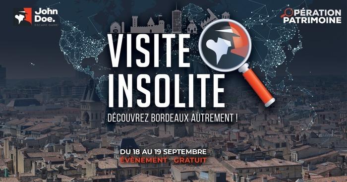 Opération Patrimoine : partez en mission et découvrez la face cachée de Bordeaux !