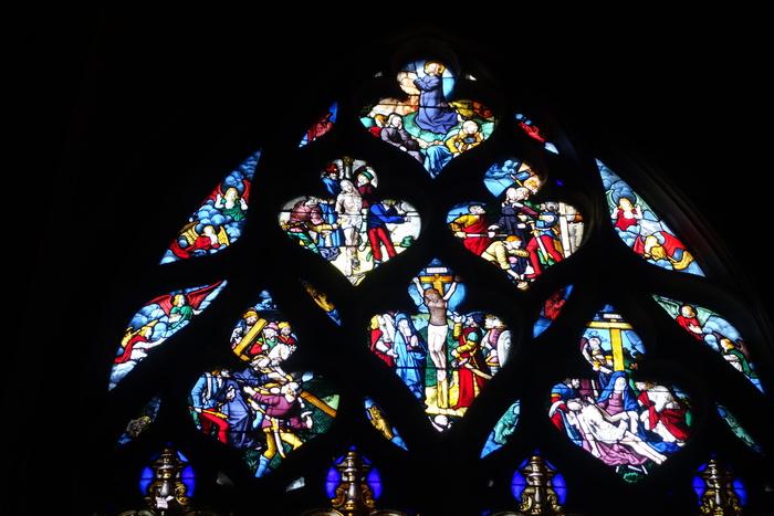 Journées du patrimoine 2020 - 600 ans de St Gervais - Visites guidées des vitraux Renaissance