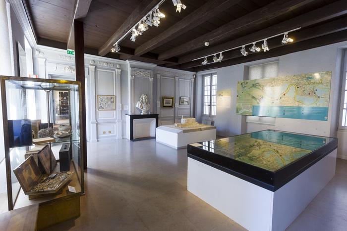 Journées du patrimoine 2020 - Visite du musée national de la Marine