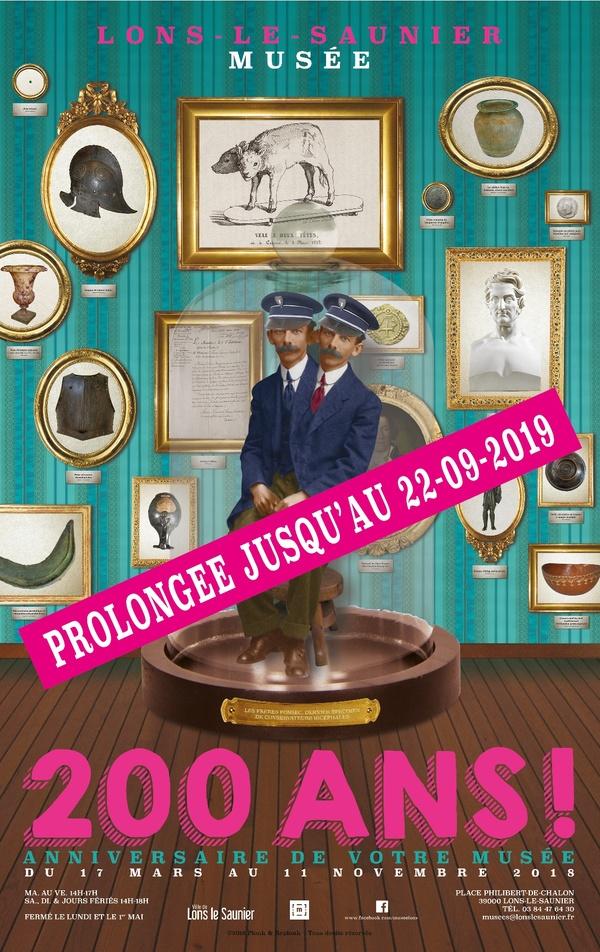 Nuit des musées 2019 -Visite libre de l'exposition temporaire