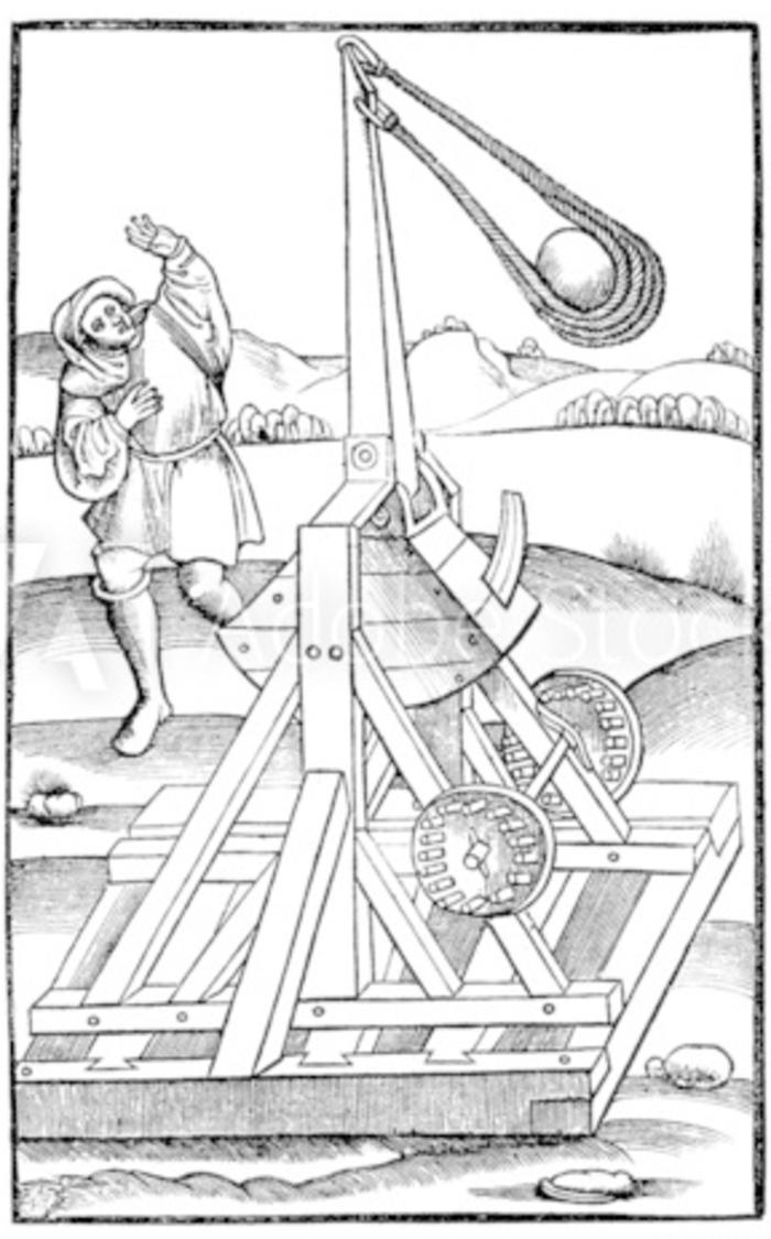 Journées du patrimoine 2019 - Conférence sur les Machines de guerre de l'Antiquité au Moyen-âge