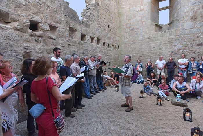 Journées du patrimoine 2019 - Visite guidée de la forteresse médiévale