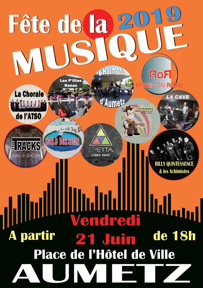 Fête de la musique 2019 - Chorale / Harmonie / Blues / Pop-Rock ...