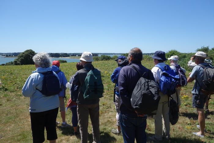 Journées du patrimoine 2020 - Découverte de l'ïle d'Ilur avec le Parc naturel régional du Golfe du Morbihan