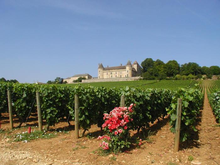 Journées du patrimoine 2020 - Visite commentée du château de Rully
