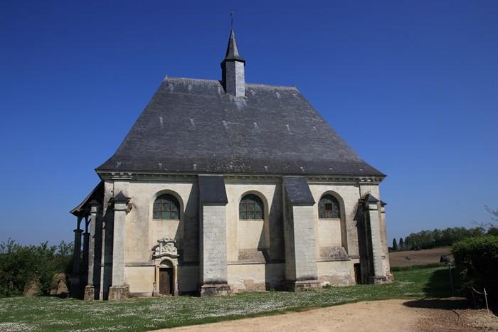 Journées du patrimoine 2020 - Chapelle Notre Dame de Montplacé