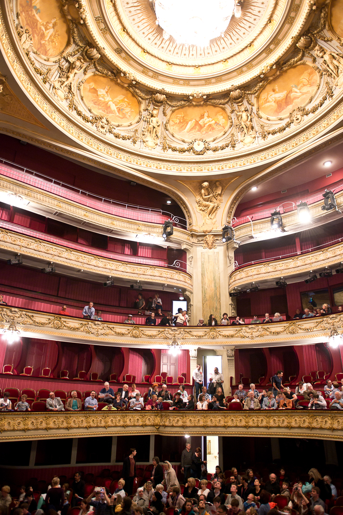 Journées du patrimoine 2020 - Annulé | Visite libre de l'Opéra de Lille