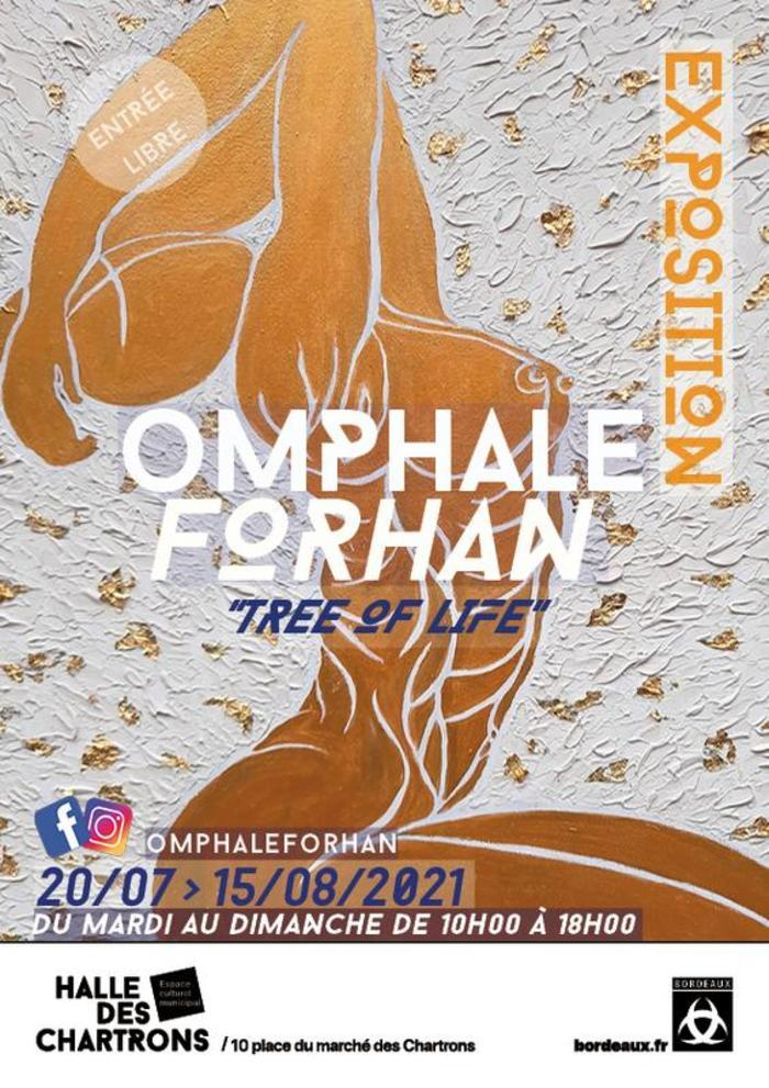 Tree of life d'Omphale Forhan