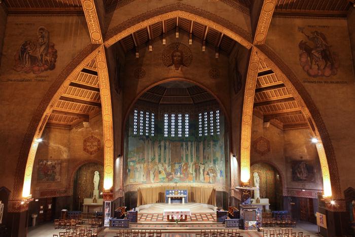 Journées du patrimoine 2020 - Visites libres de l'église Saint-Louis de Vincennes