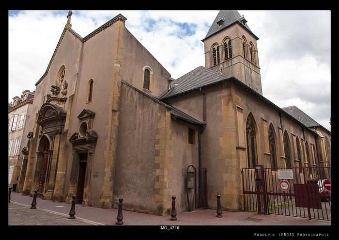 Journées du patrimoine 2019 - Visite libre de l'église Saint-Maximin