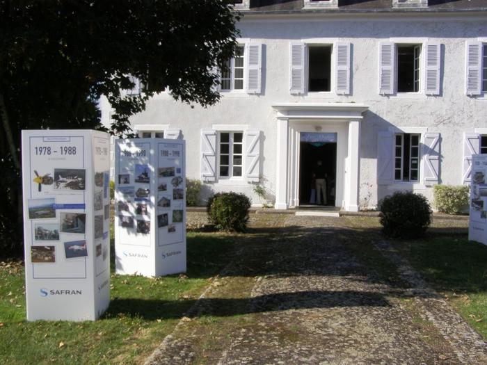Journées du patrimoine 2019 - Exposition sur l'histoire de Joseph Szydlowski et de la société Turbomeca