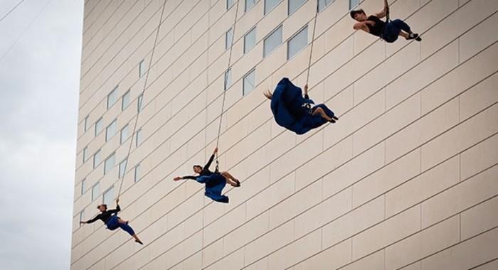 Ballet aérien