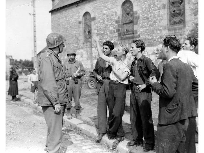Journées du patrimoine 2019 - Visite guidée : libération de Bagnoles de l'Orne