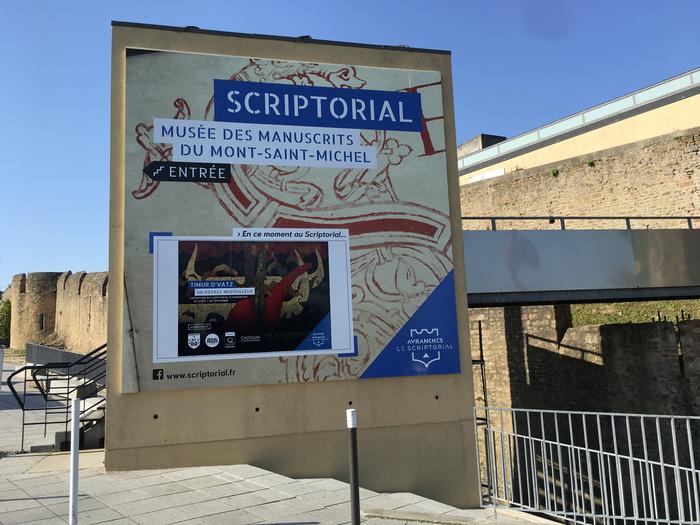 Nuit des musées 2019 -Visite libre du Scriptorial