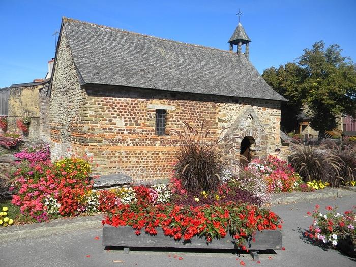 Journées du patrimoine 2020 - Visites commentées de la chapelle Sainte Agathe