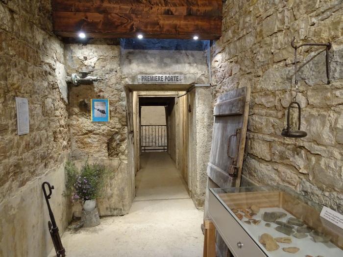 Journées du patrimoine 2020 - Visite commentée de la Cave à Neige